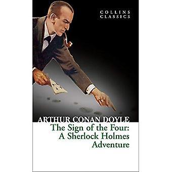 Underteckna av fyrana (Collins klassiker)