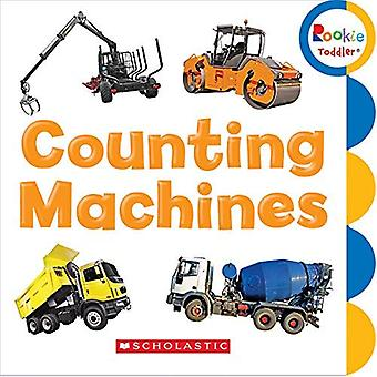 Counting Machines (Rookie Toddler)