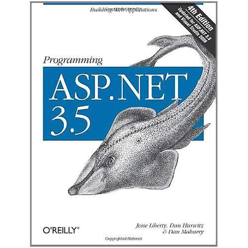 Programming ASP.NET 3.5  Building Web Applications
