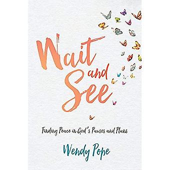 Wait and See: Finding Peace in God's Pauses and Plans (Pope Wendy)