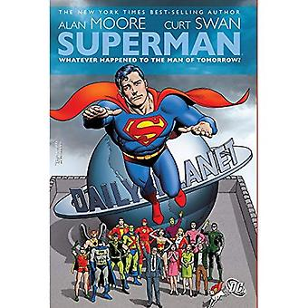 Superman: Co stało się człowiek jutra