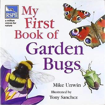 RSPB min första bok av trädgård buggar