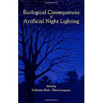 Ekologiska konsekvenser av konstgjorda nattbelysning