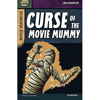 Snabba steg 9 ange B: Movie Madness: förbannelse av filmen mumien (snabb övre nivåer)