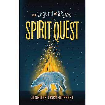 Geist-Quest (Legende des Skyco)