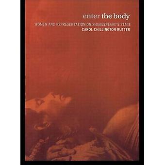 أدخل جسم المرأة والتمثيل على خشبة المسرح شكسبير بكلينتون كارول & روتر