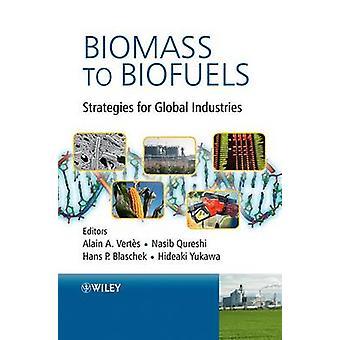 Biomassa ai biocarburanti da Vertes