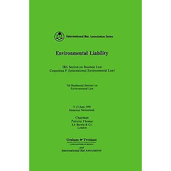 Environmental Liability by Thomas & Patricia