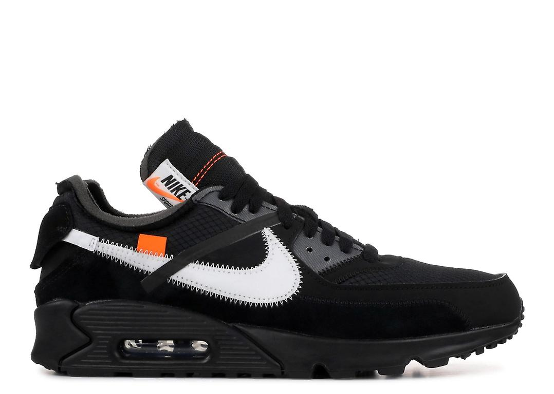 Le 10 : Nike Air Max 90 « Off White » Aa7293 001 chaussures