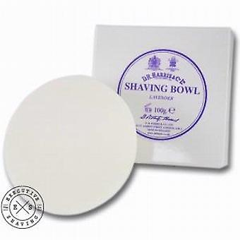 D R Harris Shaving Soap Refill in Lavanda 100 gr