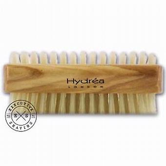 Hydrea of London Olive Wood Nail Brush (Large)