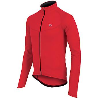 Pearl Izumi True Red Select Thermal Long Sleeved Cycling Jersey