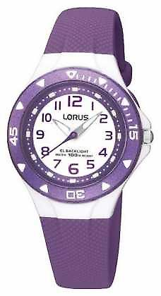 Lorus Childrens Strap R2337DX9 Watch