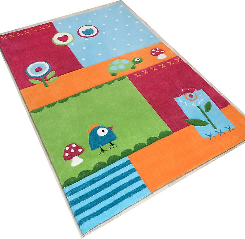 Rugs - Children\'s Chicken & Turtle - 3363