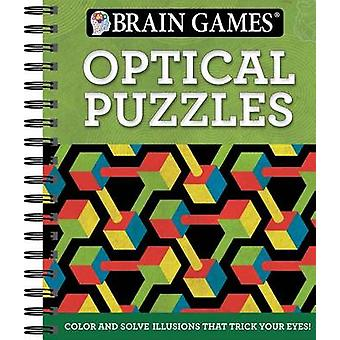 Brain Games Optical Puzzles by Ltd Publications International - 97816