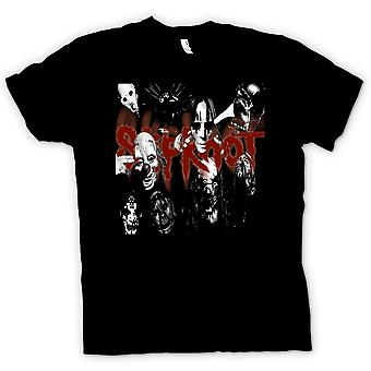 Kids T-shirt - Slipknot - Heavy Metal Band
