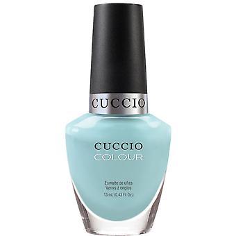 Cuccio Colour Cocktail Collection 2016 - Blue Hawaiian 13ML (6406)