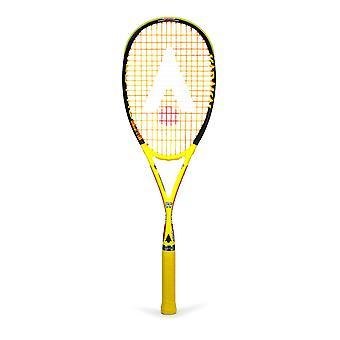 Karakal Tec Pro Elite Fast Fibre Squash Racket Midplus Nano Gel 125gm Frame