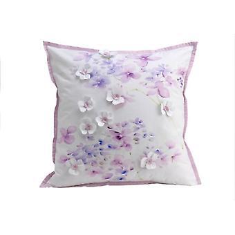 Wellindal Funda + Filler Flores Agua 40X40 (Decoration , Cushions)