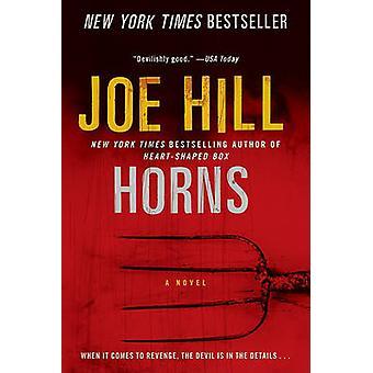 Horns by Joe Hill - 9780061147968 Book