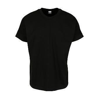Urban Classics Men ' s T-shirt Oversize Cut na manga