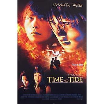 Zeit und Gezeiten (doppelseitig regelmäßig) Original Kino Poster