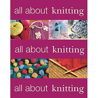 Martingale & Company All About Knitting Mg 84346