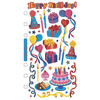 Sticko Stickers-Birthday Party SPBD11