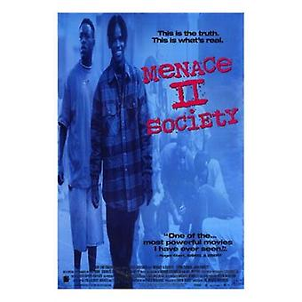 Menace II Society filmposter (11 x 17)