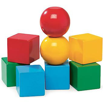 Brio Magnetic Wooden Blocks - Primary