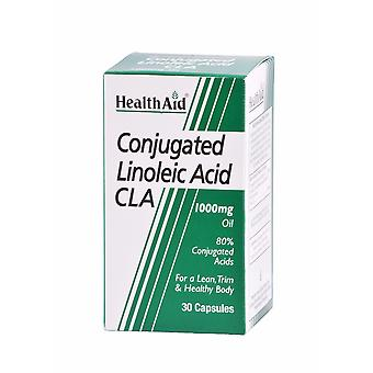 Health Aid CLA (Conjugated Linoleic Acid) 1000mg ,  30 Capsules