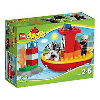 Lego 10591 Fire Boat (Toys , Constructions , Vehicles)