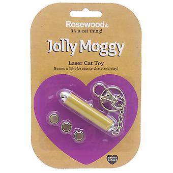Jouet pour chat Jolly Moggy Laser (Pack de 3)