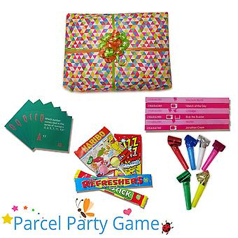 Enza Dinner Party Parcel Game - Ready Made