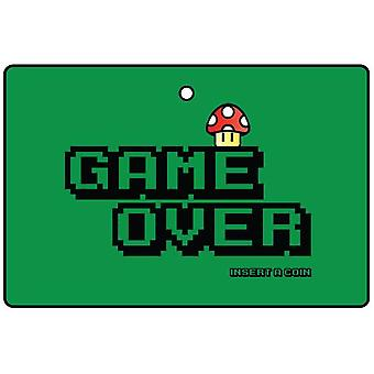 Game Over Car Air Freshener