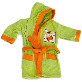 Interbaby Children Bathrobe 100% Cotton Size 0-2 (Textile , Child's , Swimwear)