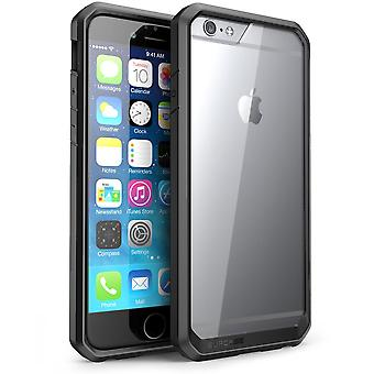 iPhone 6 s Fall, Supcase, Apple iPhone 6 4.7 Fall, Einhorn Käfer Serie Hybrid Stoßstange Abdeckung-Frost/schwarz