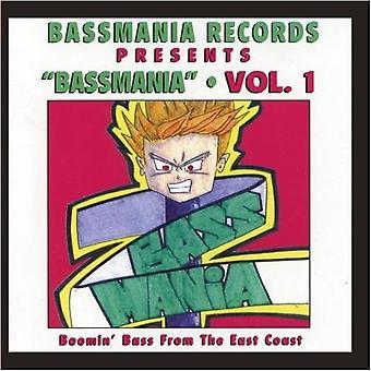 Bassmania: Invidiabile Bass From the East Coast - Vol. 1-Bassmania: importazione USA invidiabile Bass From the East Coast [CD]