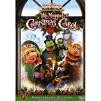 The Muppet Christmas Carol [Kermit's 50th Anniversary Edition] [DVD] USA import