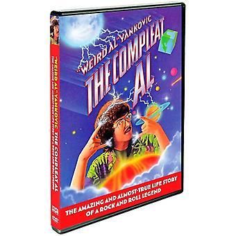 Weird Al Yankovic: A importação dos EUA Compleat Al [DVD]