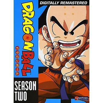 Dragon Ball: Stagione 2 importazione USA [DVD]