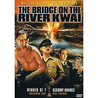 Bridge on the River Kwai [DVD] USA import