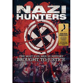 Nazistiske jægere [DVD] USA importerer