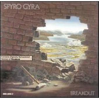 Spyro Gyra - Breakout [CD] USA import