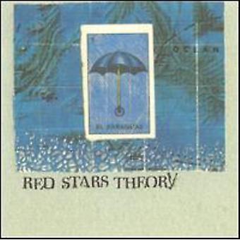 Røde stjerner teori - røde stjerner teori [CD] USA importerer