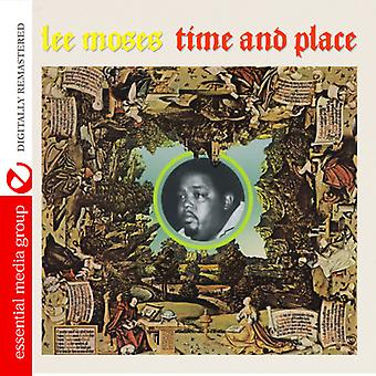 Lee Moses - tid & sted [DVD] USA import