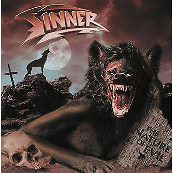 Synderen - arten af Evil [CD] USA importerer