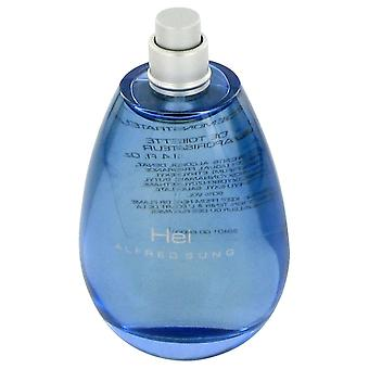 Alfred Sung Men Hei Eau De Toilette Spray (Tester) By Alfred Sung