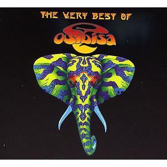 Osibisa - zeer beste van Osibisa [CD] USA importeren
