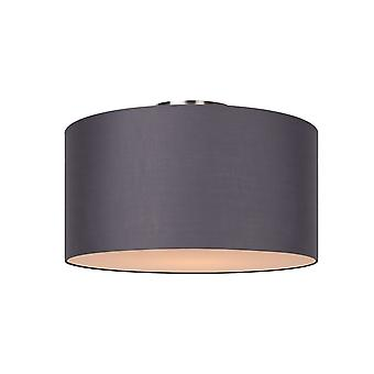 Lucide CORAL Flush Drum Ceiling Light Shade